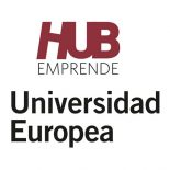 Logo Hub Emprende Universidad Europea
