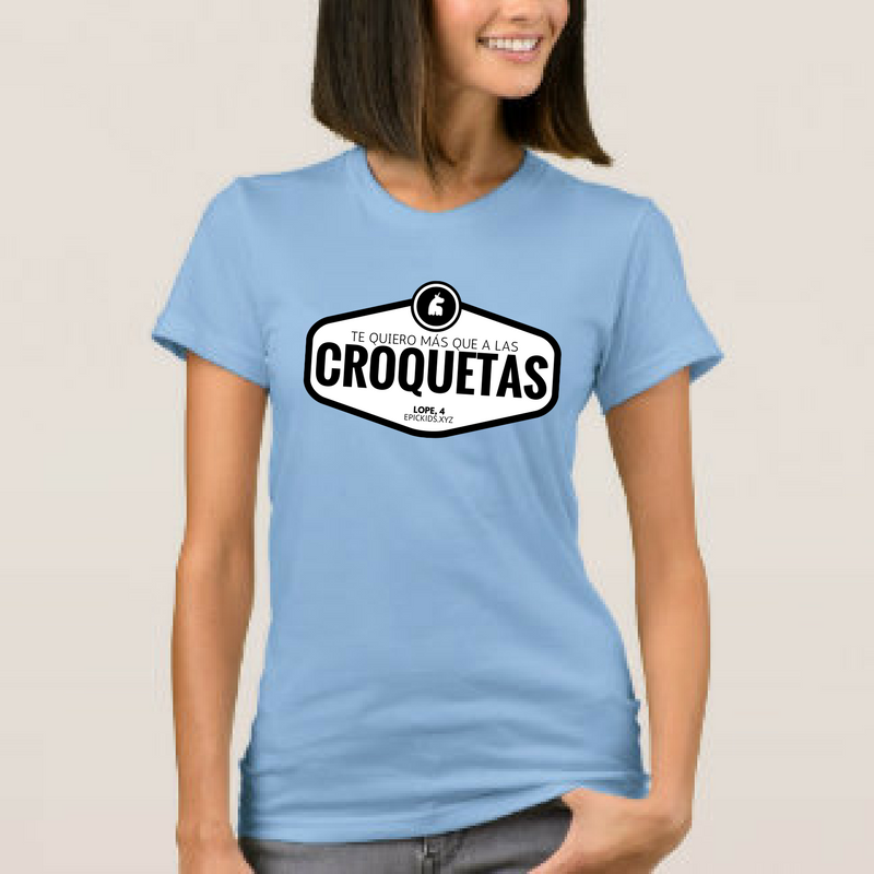 Camiseta 1 mujer
