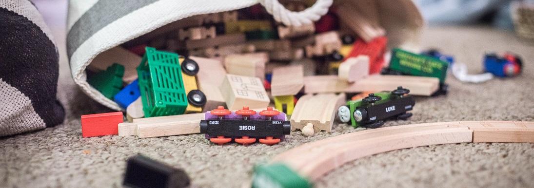 organiza juguetes