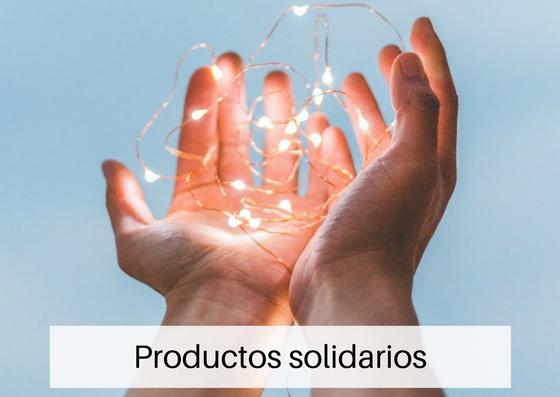 productos solidarios